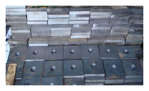 Анкерная плита М30 ГОСТ 24379.1-80